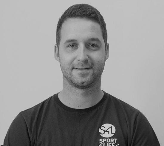 Adam Stokes, Sports Coordinator at Sport 4 Life U