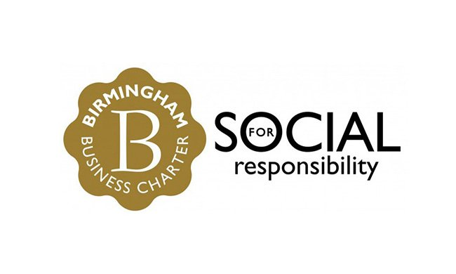 Birmingham Business Charter logo