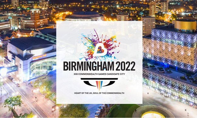Commonwealth Games 2022 logo